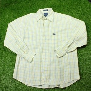 Gentlemens' long sleeve shirt Faconnable Size M